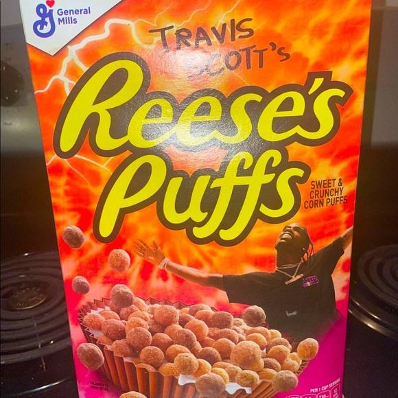 Travis Scott Supreme Cereal